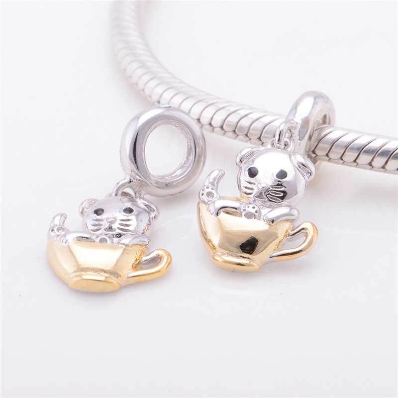 Рождественский подарок, подвеска из стерлингового серебра, ювелирные изделия для браслета, модные ювелирные изделия