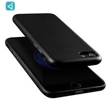 Для iPhone 7 7 Plus чехол телефона из искусственной кожи Телефонные Чехлы Бизнес Стиль 7 Plus кожа телефон В виде ракушки