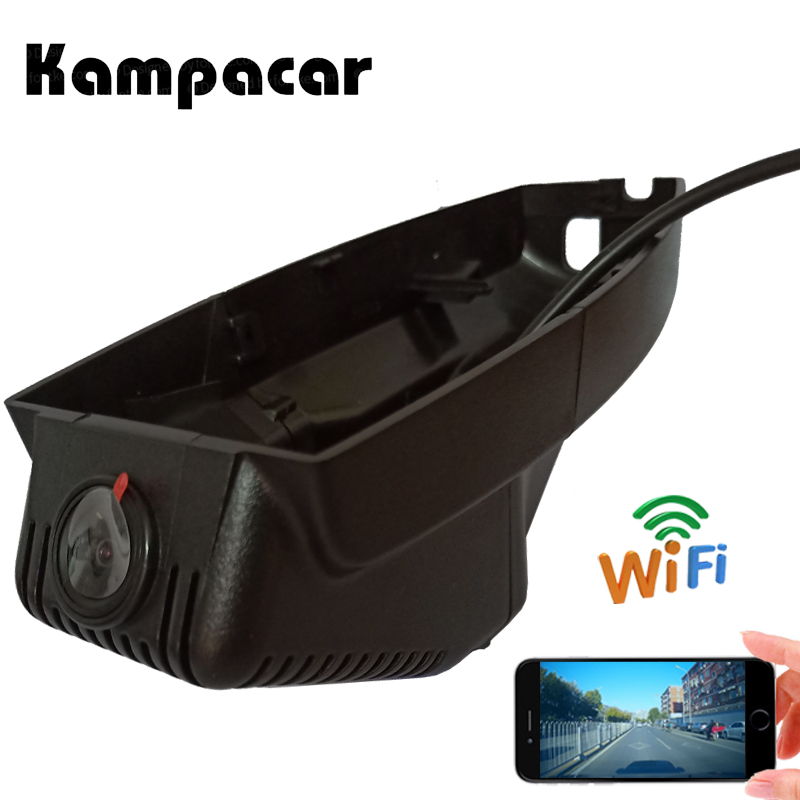 Hidden Dash Cam Wifi HD Car DVR Video Recorder For BMW E70 E71 E60 E61 E65 E66