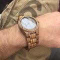 Nova Marca Top Relógio BEWELL Madeira Relógios Homens À Prova D' Água Luminosa Relógio Das Mulheres Dos Homens De Madeira Assista Relogio feminino masculino 2016