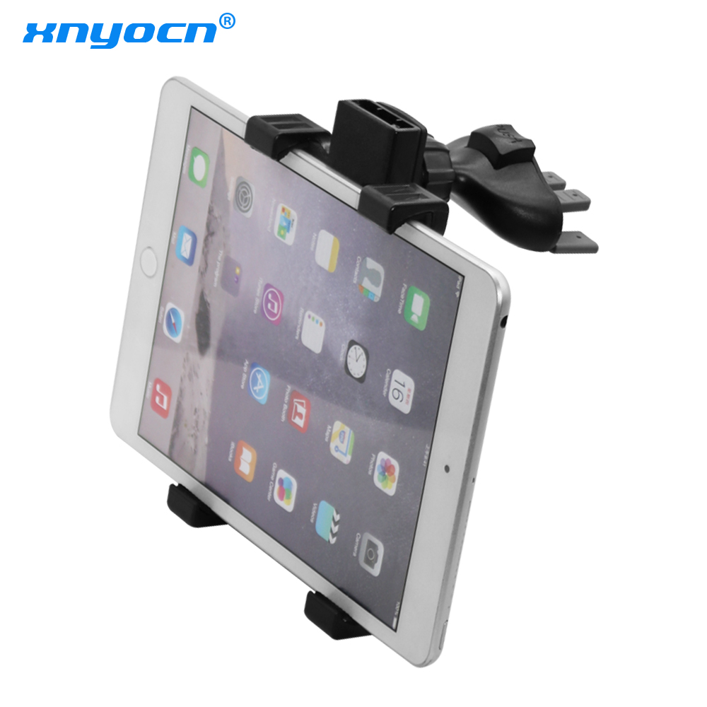 Release Car Tablet Phone Holder Universal Air Vent Mount Car Holders Stand Mobil