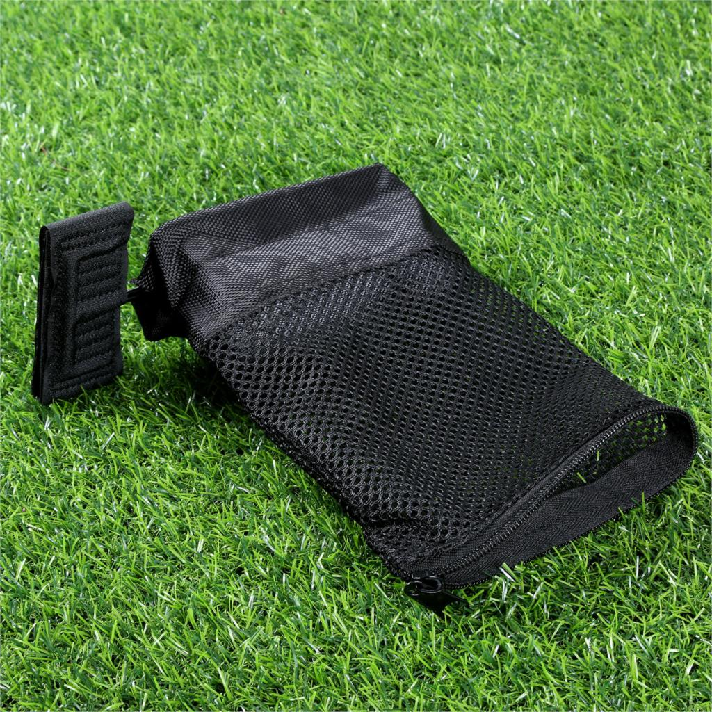 Hunting Brass Shell Catcher For AR Platform Gun Zipper Closed Quick Unload Nylon Mesh Trap Holster Tactical Rifle Magazine Pouch image