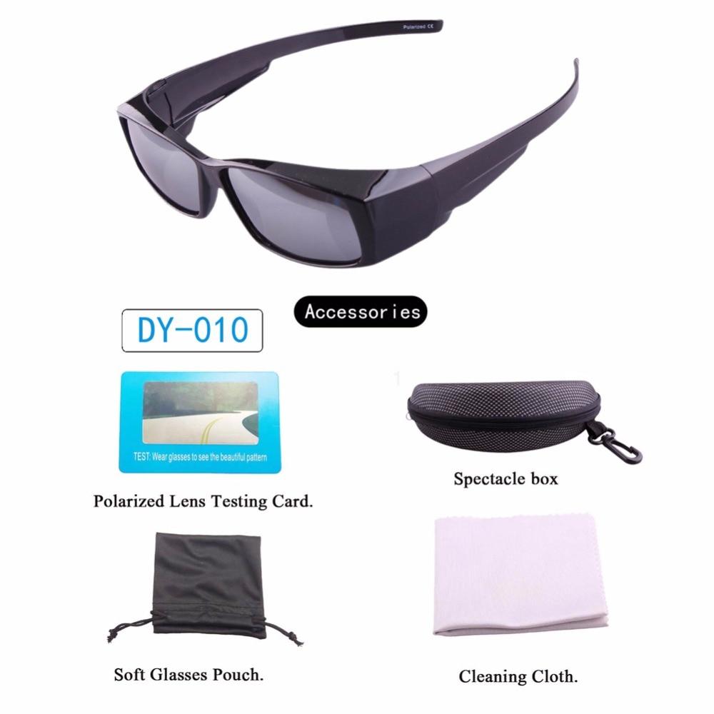Besplatna dostava naočale za polarizirane sunčane naočale za - Ribarstvo - Foto 6