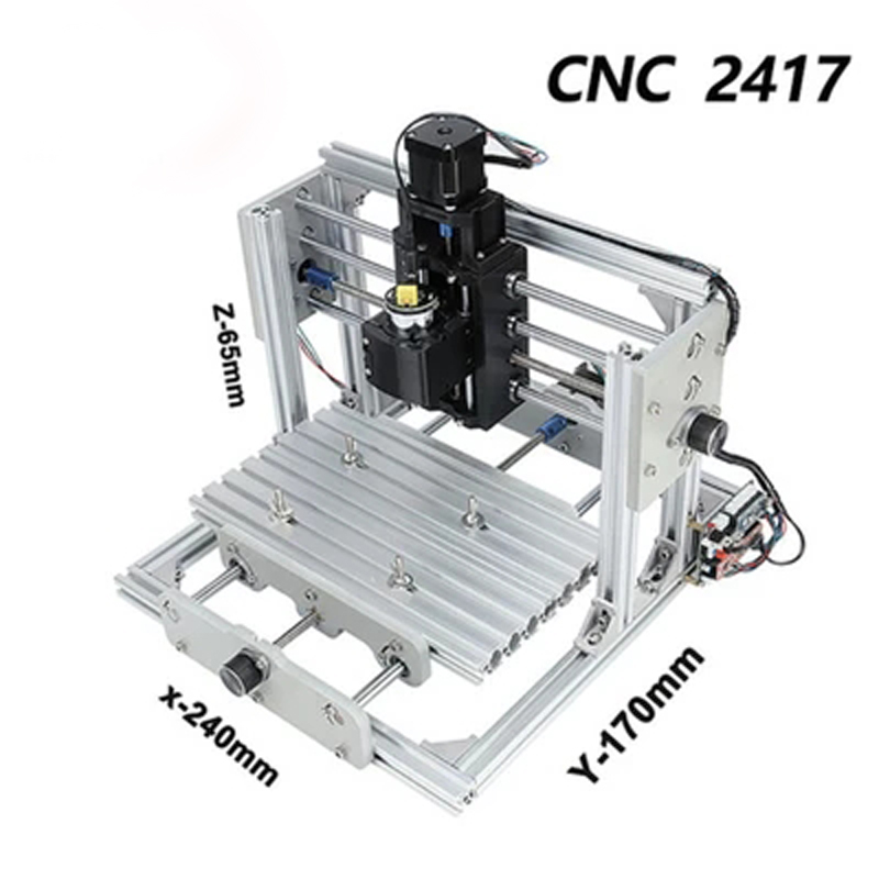 ICROAT0 Mini Machine cnc 2417,diy cnc engraving machine,3axis mini Pcb Pvc Milling Machine,Metal Wood Carving machine,cnc router cnc 2417 diy cnc engraving machine 3axis mini pcb pvc milling machine metal wood carving machine cnc router cnc2417 grbl control