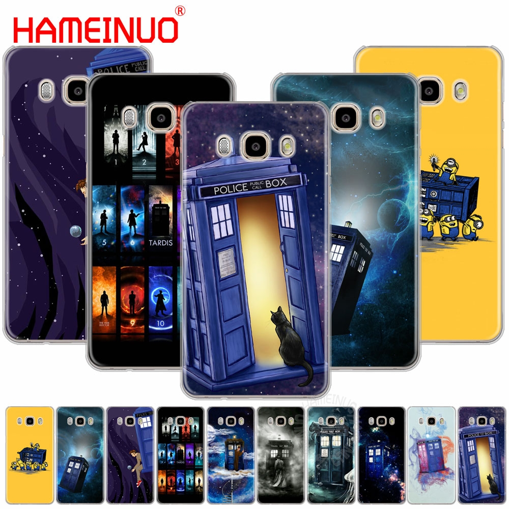 Phone Bags & Cases Half-wrapped Case Hameinuo Tardis Box Doctor Who Cover Phone Case For Samsung Galaxy J1 J2 J3 J5 J7 Mini Ace 2016 2015 Prime Driving A Roaring Trade
