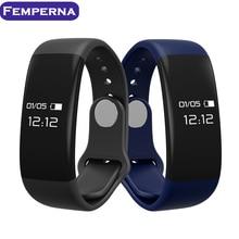 Femperna H30 Bluetooth smart Сердечного ритма Мониторы браслет Фитнес трекер Браслет для Android IOS PK Xiaomi Mi band 2