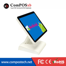 Android new pos system Free shippping 15 inch touch screen computer monitor for ordering system
