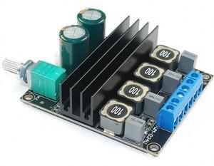 Image 2 - DC 12В 24В TPA3116D2 Hifi 2,0 каналов 100 Вт + 100 Вт стерео аудио Мощность цифровая плата усилителя