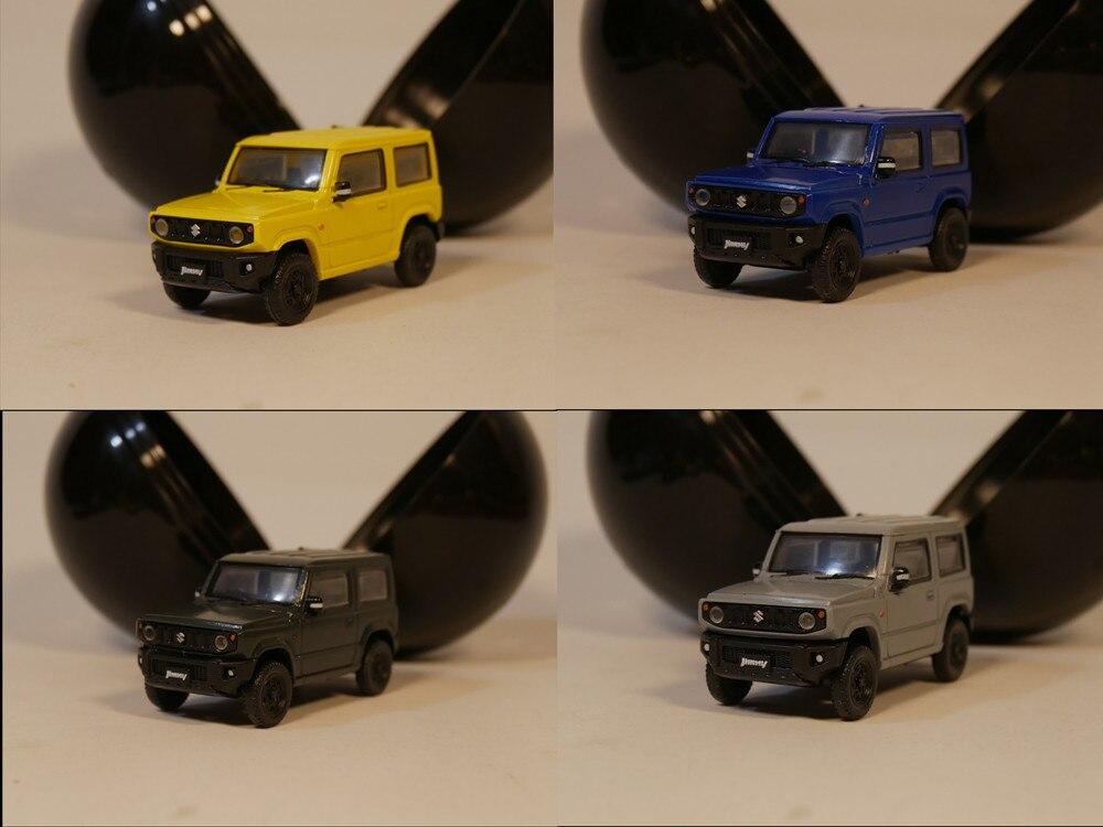 AOSHIMA 1:64 SUZUKI Jimny SJ64 Model Car (Plastic Materia)