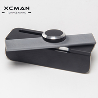 XCMAN 2017 New Alpine Snowboard Freeride Hard Aluminum Racing Side Bevel Angle File Guide CNC Made