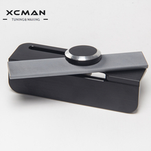 XCMAN 2017 New Alpine Snowboard Freeride Hard Aluminum Racing Side Bevel Angle File Guide CNC made With Clamp Device