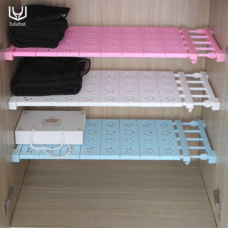 Luluhut 1 pz armadio rack di stoccaggio in acciaio lavello in acciaio inox scolapiatti scaffali per i vestiti scarpe di casa organizzatore cremagliera frutta verdura