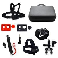 WLJIAYANG for Gopro Accessories Kit for Gopro Accessories Set For Gopro Hero 5 Hero 4 Hero3 Xiaomi yi SJCAM SJ4000 SOOCOO EKEN