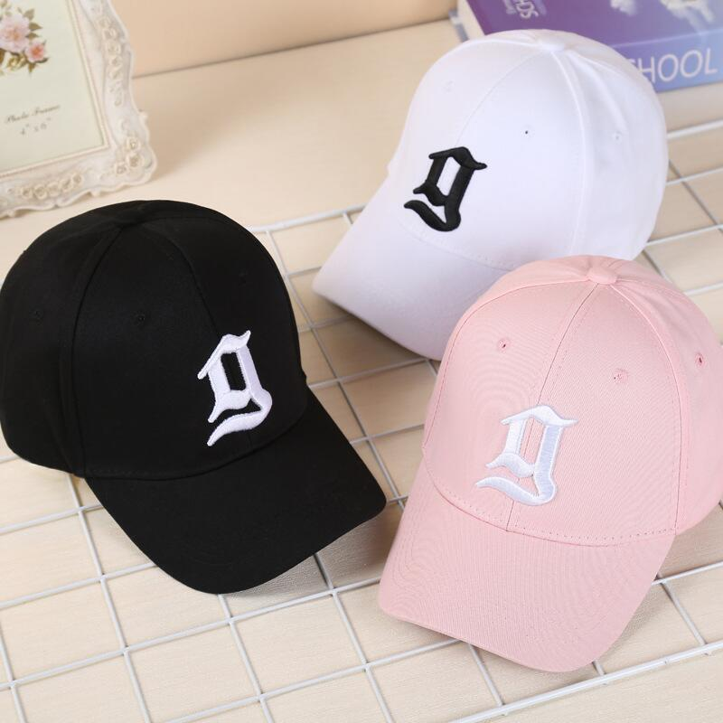 oZyc New Fashion cotton Boy Baseball Cap For audlt Snapback Cap For men women  Embroidery Cap Letters Pattern hip hop Hat