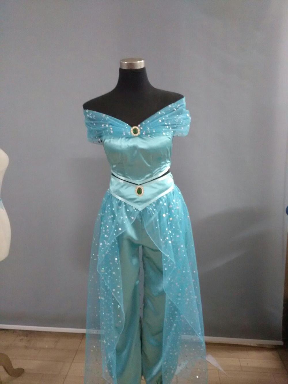 DB23324 princess jasmine costume-5