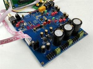 Image 5 - 2017 NOVA HIFI AK4497 preamp DAC decodificador de áudio Digital suporta DSD atualização AK4495SEQ opção XU208 XMOS USB ou Amanero
