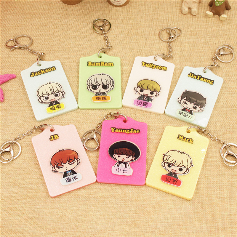 Aliexpress.com : Buy Youpop Kpop Got7 Jackson Mark Jb