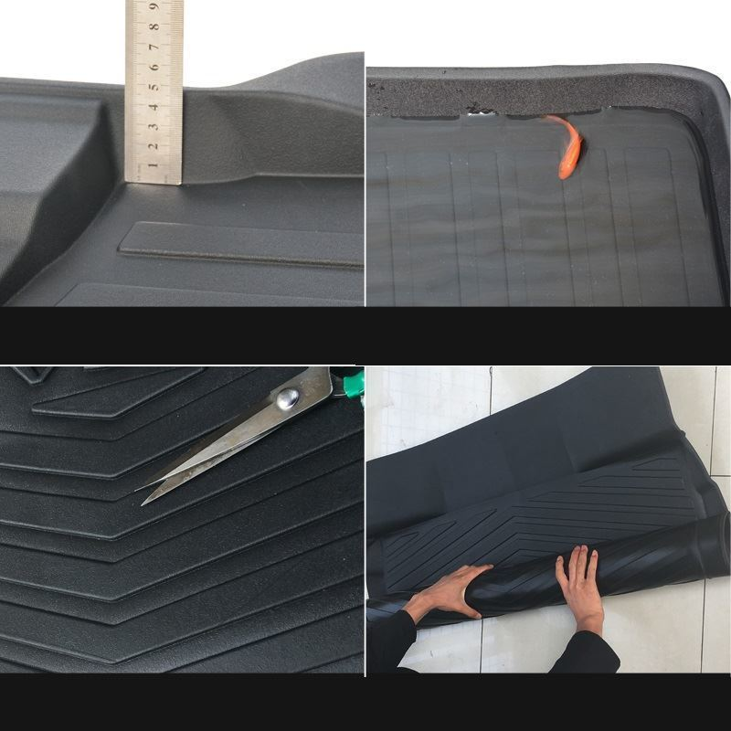 Accessory Car-styling Protector Maletero Coche Trunk Mat Automobile Cargo Liner FOR Mercedes Benz A B C E GLA GLK ML M Class