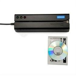 Deftun nuovo MSR605X scheda USB lettore di magcard scrittore all'interno adattatore compatibile windows Mac MSR606i msr605 msr x6 msr900 msrx6bt
