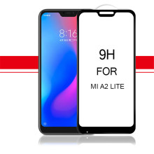 5D Curved Glass Pocophone F1 Screen Protector for Xiaomi Mi A2 Lite A1 Tempered 8
