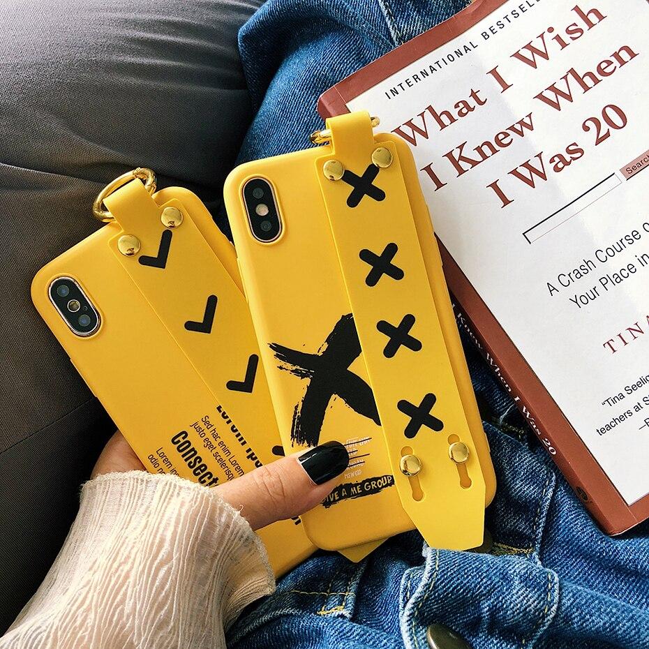 Beily Unique Mignon étui pour iphone XS Max XR X 7 8 6 6S Plus Luxe Dessin Animé Belle Cacher Dragonne support avec anneau Housse