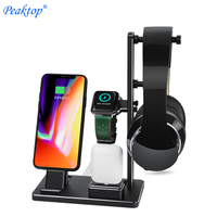 Charging Desk Dock Apple Accessories Mount Holder Airpods Charging Holder For Apple Watch Universal Stand For