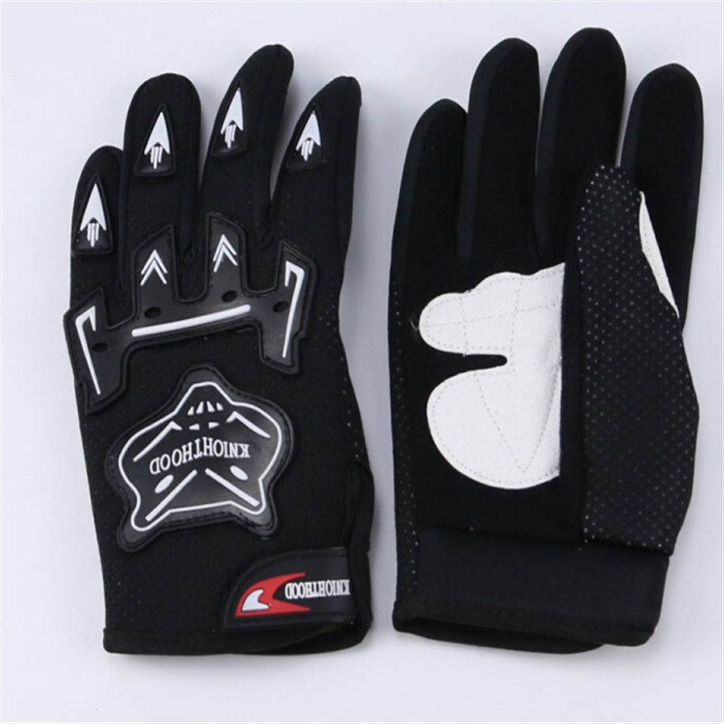 Image 3 - TDPRO Guantes Motorcycle Racing Gloves For Child YOUTH/PEEWEE Kids Motocross Bicycle Dirt PitBike Pocket Bike Motorbike ATV/QUAD-in Gloves from Automobiles & Motorcycles