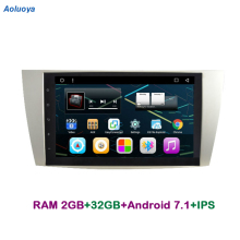 "Aoluoya 9"" IPS 2G RAM 32G ROM Android CAR DVD GPS Navigation For Toyota Camry 2008 2009 2010 2011 Car Radio multimedia bluetooth"