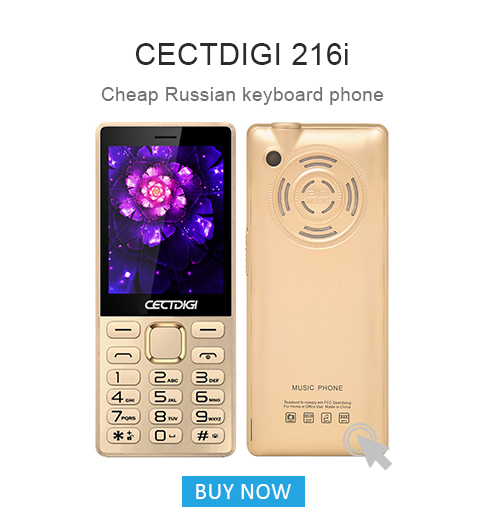 Cheap Russian keyboard phone $25.64