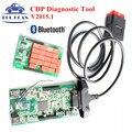 DS V2015.R1 Activo Libre TCS CDP con Bluetooth Nueva Tcs VCI CDP Pro PLUS CDP Herramienta de Diagnóstico CDP MVDIAG Envío Gratis