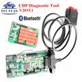 DS V2015.R1 Ativo Livre TCS CDP com Bluetooth Novo VCI Tcs CDP Pro PLUS CDP Ferramenta De Diagnóstico Como CDP MVDIAG Frete Grátis