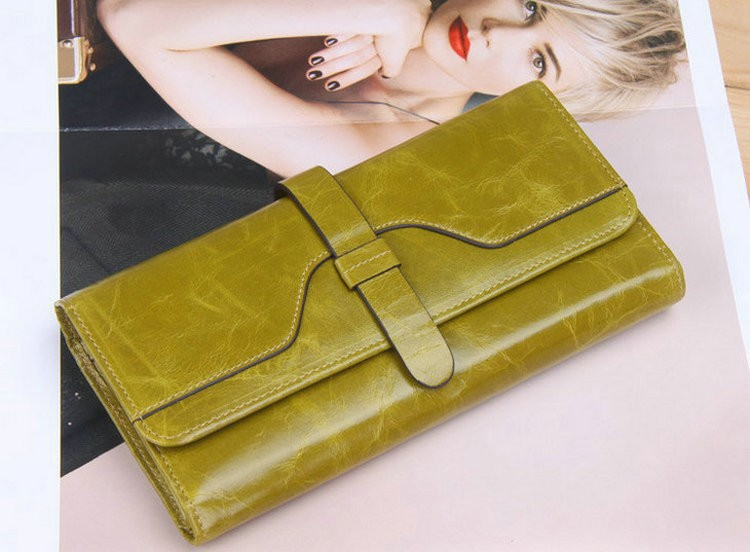 womens trifold wallets