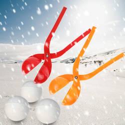 1 шт. Зима Снег Мяч Чайник Sand Mold Tool Детские Игрушки Light Weight Compact Снежки Открытые Спортивные Игрушки Случайная цвет