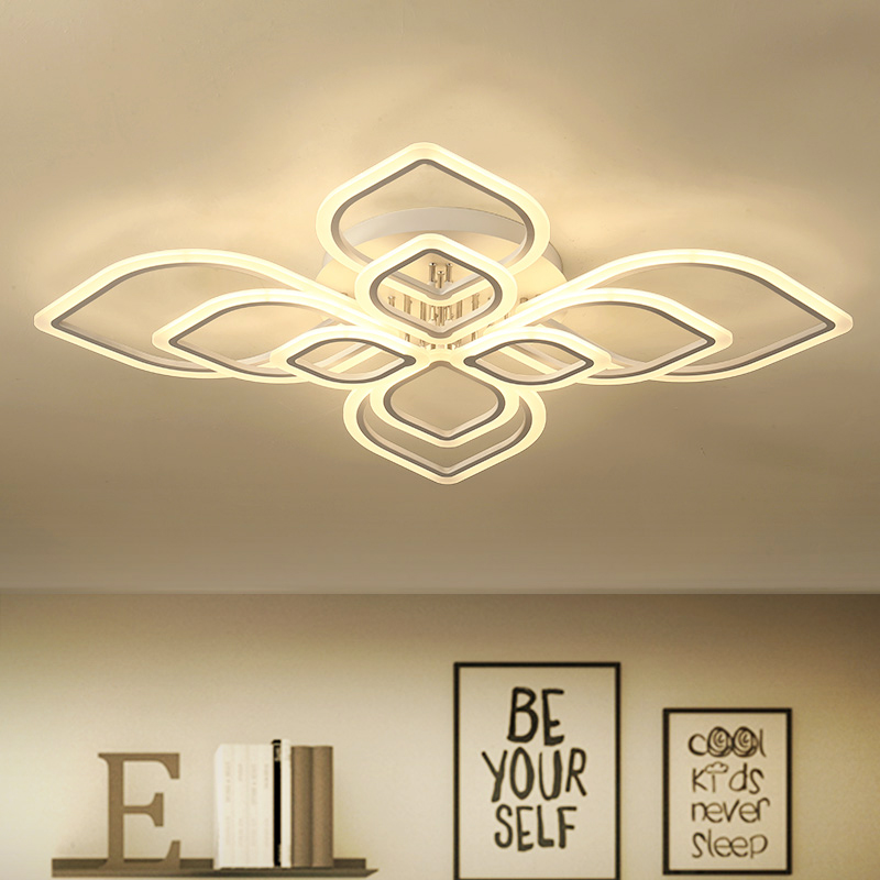 Creative Simple led chandeliers ceiling Modern Chandelier for living room lights Bedroom light fixtures led chandelier lighting|Chandeliers| |  - title=