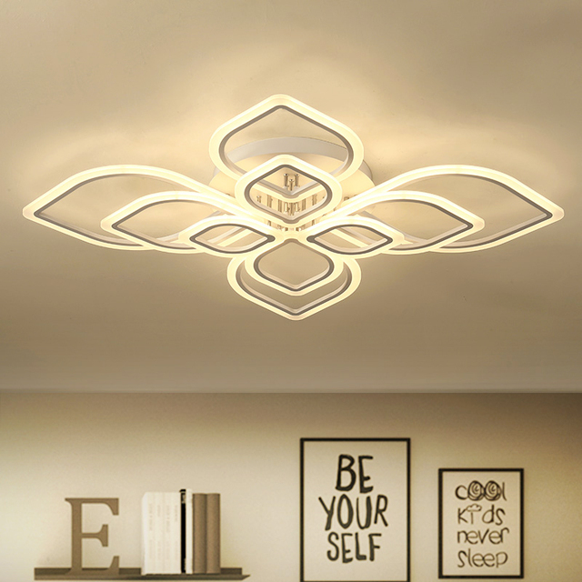 Creative Simple led chandeliers ceiling Modern Chandelier for living room lights Bedroom light fixtures led chandelier lighting