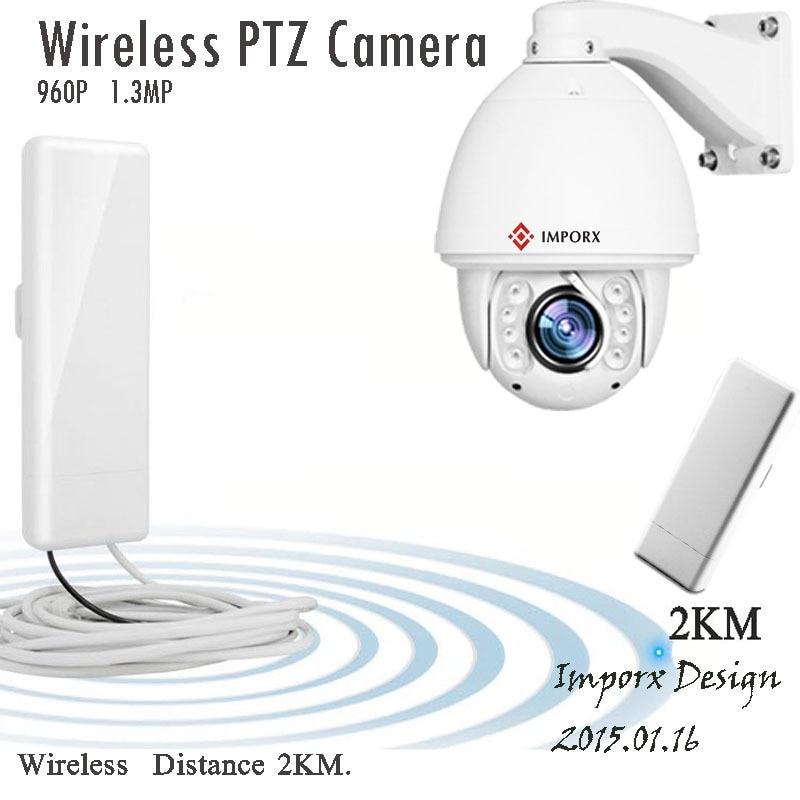 Outdoor IR IP PTZ Dome wireless camera security  Auto tracking Camera 960P 20x zoom with 150m IR distance auto tracking ptz full hd1080p ir ip camera with 8g sd card 20x zoom camera