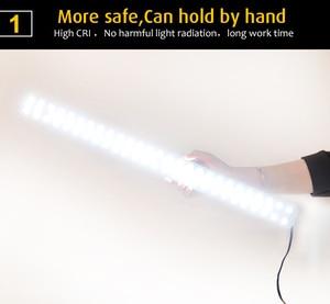 Image 5 - Viltrox 60*60cm LED אור אוהל רך תיבה תמונה סטודיו Softbox + AC מתאם + רקעים עבור טלפון מצלמה DSLR תכשיטי צעצועי נעלי