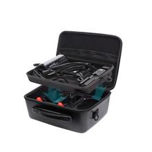 Double-deck Handheld Storage Bag Waterproof Travel Shoulder Bag Carrying Case for DJI MAVIC Air