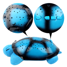 Children Turtle Lamp