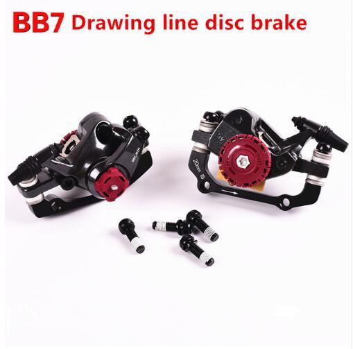 BB7 vtt BMX VTT vélo mécanique étriers de frein à disque différents à BB5 pièces de vélo
