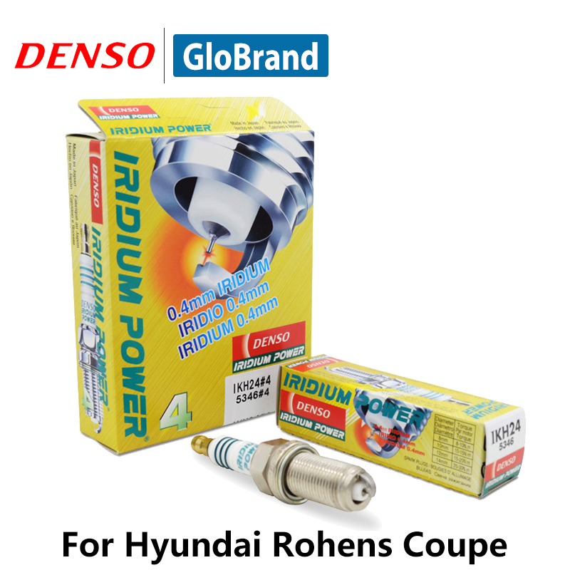 DENSO Car Spark Plug For Hyundai Rohens Coupe Iridium IKH24DENSO Car Spark Plug For Hyundai Rohens Coupe Iridium IKH24