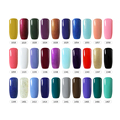 Belle Fille Soak off Long Lasting Nail Gel Polish UV Led Gel Varnish Bling Sapphire Lacquer UV Gel Base Top Coat DIY Nail Art