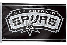 San Antonio Spurs Flag 3×5 FT 150X90CM Banner 100D Polyester NBA flag 143, free shipping