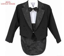Elegant Fashionable Kid Boy Wedding Suit / Boys' Tuxedo / Boy Blazers / Gentlemen Boys Suits For Weddings (Jacket + Pants + Tie
