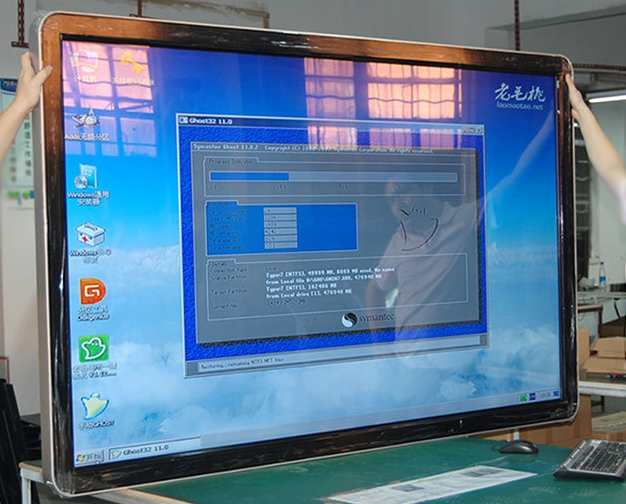 65 70 84 98inch 110 120 inch lg 4K led lcd tft hd 1080p All in one PC T