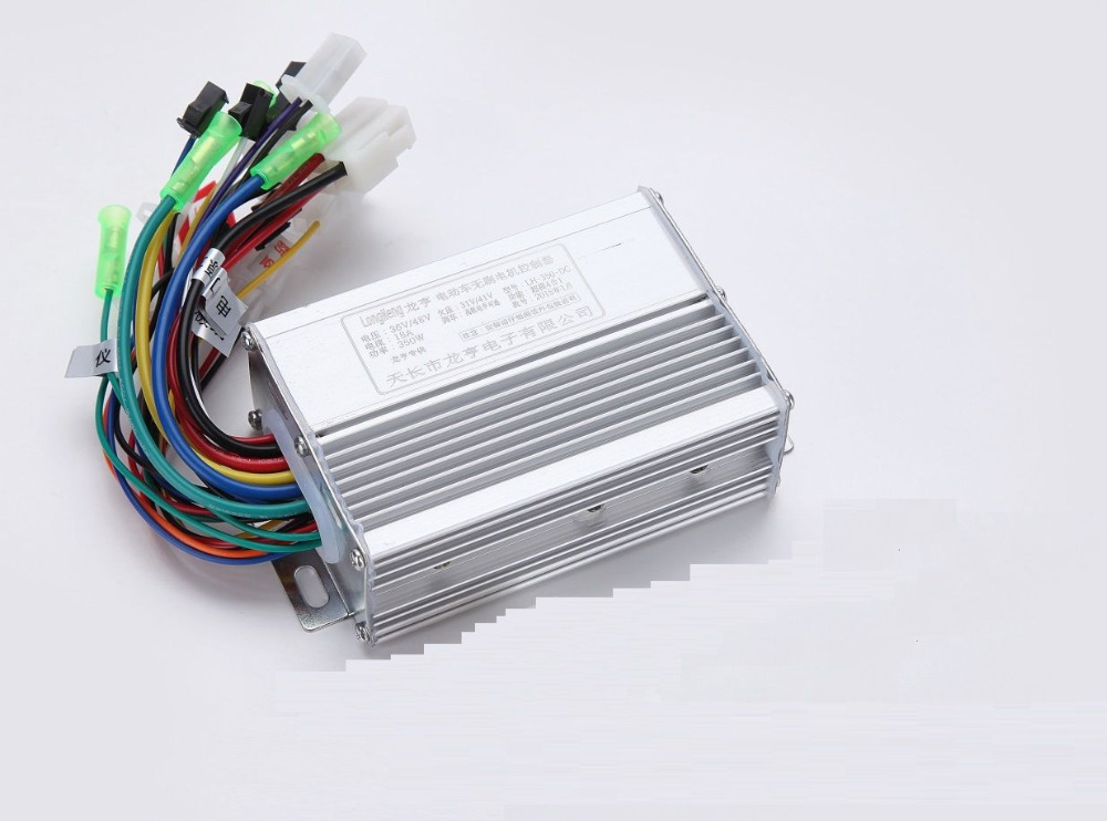 Free shipping 4 in 1 electric scooter ebike brushless for 36v dc motor controller