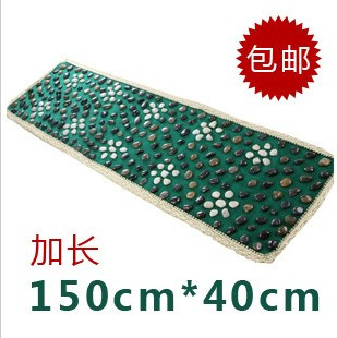 Natural stone cobblestone foot massage gravel fullerboard pad blanket foot shaped foot callouses removal natural pumice stone small