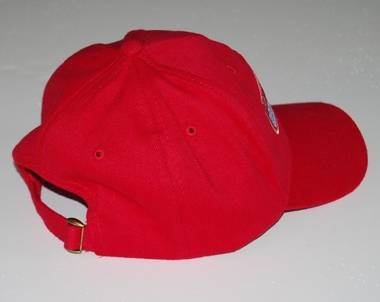 Bubba Gump Shrimp Co hat Run Forrest Tom Hanks Halloween party red Sport Summer cap