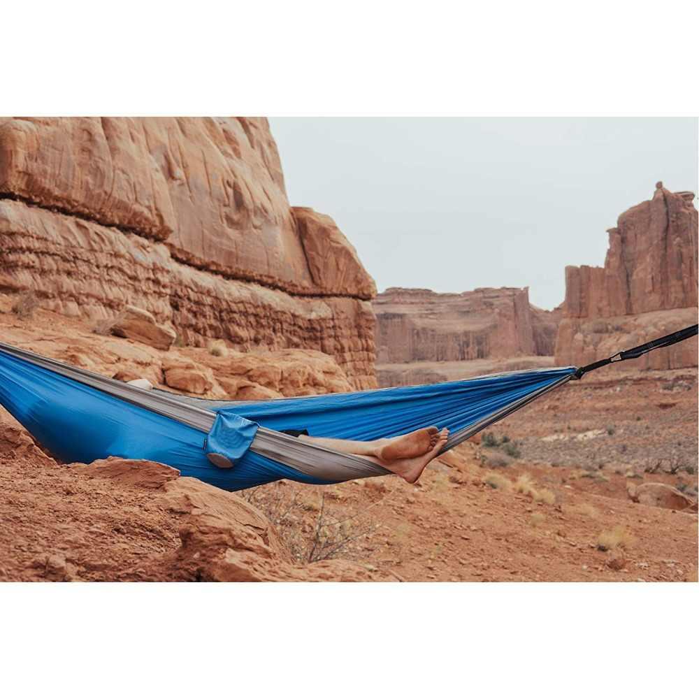 Портативный парашют Ultralihgt двойной гамак наружная мебель коврик для пикника и похода гамак открытый гамак мягкая кровать качели стул