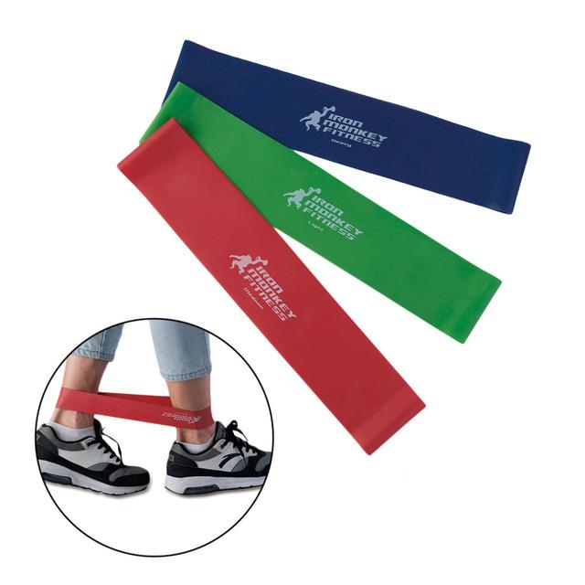 3Pcs Fitness Yoga Resistance Bands | Exercise Loop | Latex CrossFit